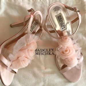 Badgley Mischka High Heels